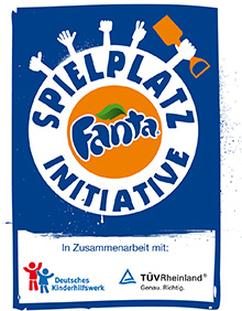 Fanta Spielplatz-Initiative 2015